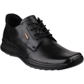 Zapatos Hombre Derbie Cotswold Dudley Negro