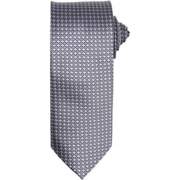 textil Hombre Corbatas y accesorios Premier Puppy Plata