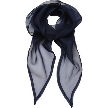 Accesorios textil Mujer Bufanda Premier PR740 Azul Marino Oscuro