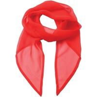Accesorios textil Mujer Bufanda Premier PR740 Rojo fresa