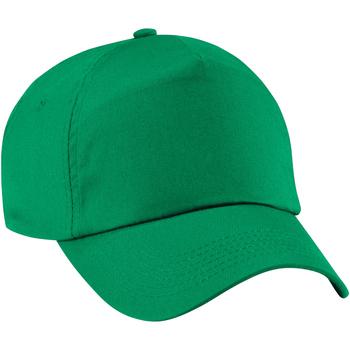 Accesorios textil Niña Gorra Beechfield B10B Verde césped