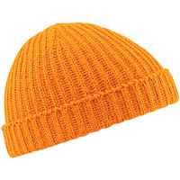 Accesorios textil Gorro Beechfield B460 Naranja