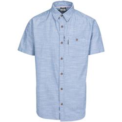 textil Hombre Camisas manga corta Trespass Slapton Multicolor