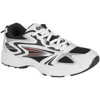 Zapatos Hombre Zapatillas bajas Dek Venus Blanco/Gris/Marino