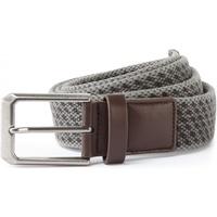 Accesorios textil Hombre Cinturones Asquith & Fox AQ905 Pizarra