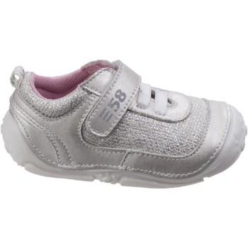 Zapatos Niña Zapatillas bajas Hush puppies Livvy Plata