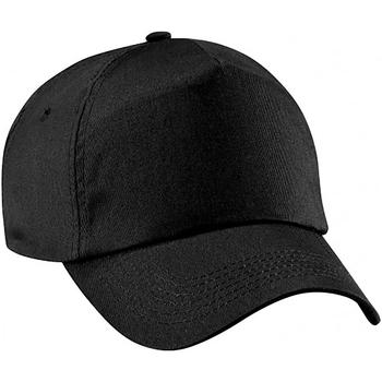 Accesorios textil Niña Gorra Beechfield B10B Negro