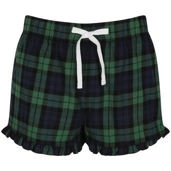 textil Mujer Shorts / Bermudas Skinni Fit SK082 Verde