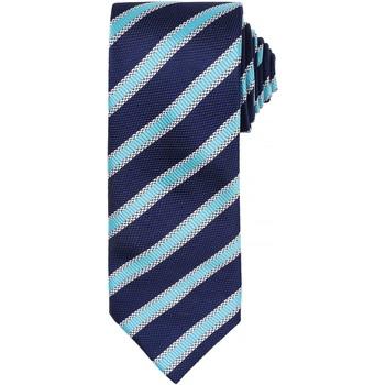 textil Hombre Corbatas y accesorios Premier  Marino/turquesa