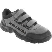 Zapatos Hombre Senderismo Dek Ascend Gris/Negro