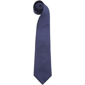 textil Hombre Corbatas y accesorios Premier  Azul marino