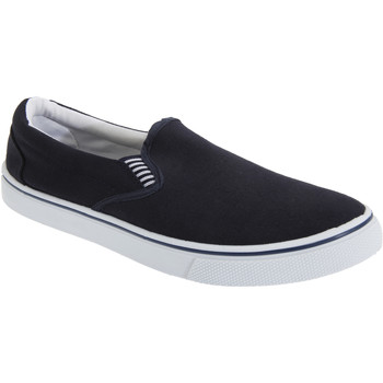 Zapatos Hombre Slip on Dek  Azul real