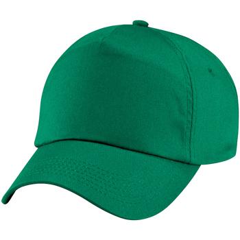 Accesorios textil Niños Gorra Beechfield BC10B Verde kelly
