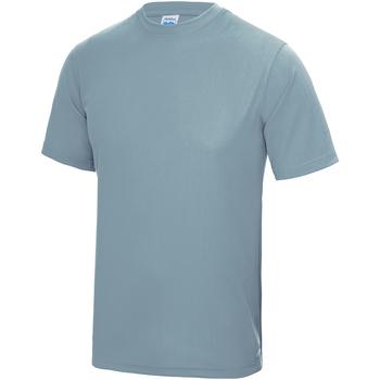 textil Niños Camisetas manga corta Awdis JC01J Azul Cielo