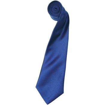 textil Hombre Corbatas y accesorios Premier Satin Azul marino