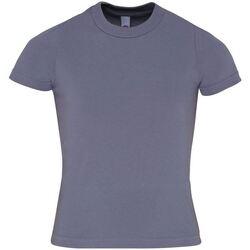 textil Niños Camisetas manga corta American Apparel AA057 Pizarra