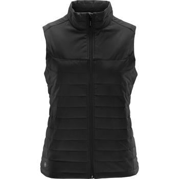 textil Mujer Plumas Stormtech KXV-1W Negro
