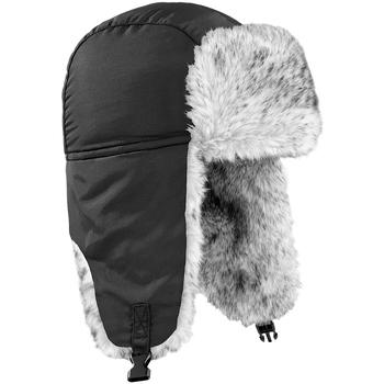 Accesorios textil Sombrero Beechfield Sherpa Negro