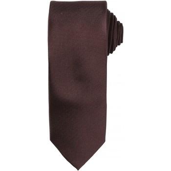 textil Hombre Corbatas y accesorios Premier Waffle Marrón