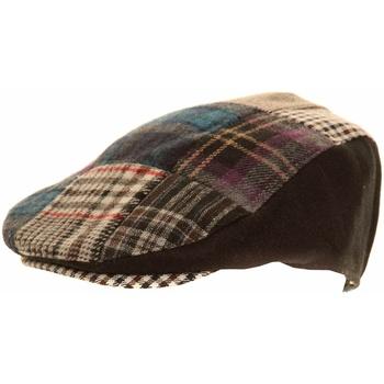 Accesorios textil Hombre Gorra Universal Textiles Patchwork Negro