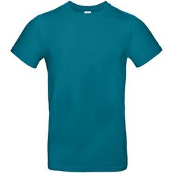 textil Hombre Camisetas manga corta B And C TU03T Azul Diva