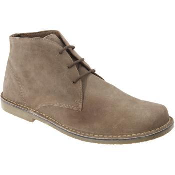 Zapatos Hombre Botas de caña baja Roamers  Arena