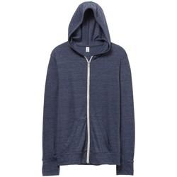 textil Hombre Sudaderas Alternative Apparel AT002 Azul Marino