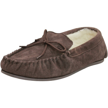 Zapatos Mocasín Eastern Counties Leather  Marrón chocolate