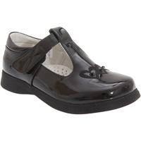 Zapatos Niña Bailarinas-manoletinas Boulevard  Negro Charol