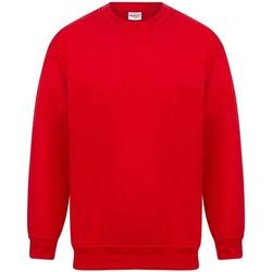 textil Hombre Sudaderas Absolute Apparel Magnum Rojo
