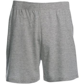 textil Hombre Shorts / Bermudas B And C BA115 Gris Sport