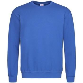 textil Hombre Sudaderas Stedman  Azul eléctrico