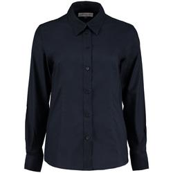 textil Mujer Camisas Kustom Kit KK361 Azul marino