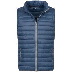 textil Hombre Chaquetas de punto Stedman  Azul Oscuro