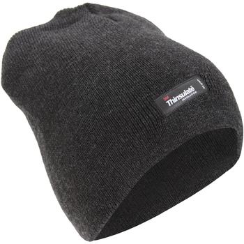 Accesorios textil Hombre Gorro Universal Textiles  Carbón