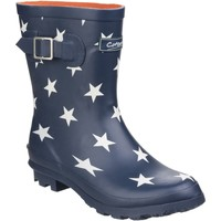 Zapatos Mujer Botas de agua Cotswold Badminton Estrellas
