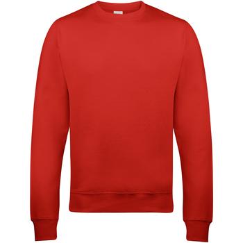 textil Hombre Sudaderas Awdis JH030 Rojo Intenso