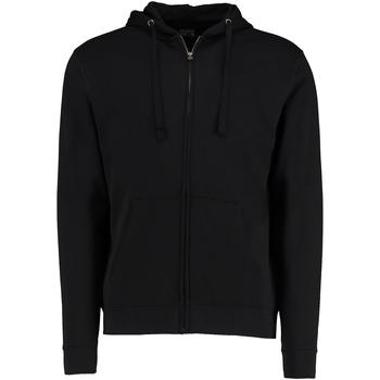 textil Hombre Sudaderas Kustom Kit KK303 Negro