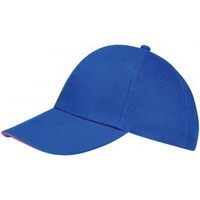 Accesorios textil Gorra Sols Buffalo Azul Real/Neón Coral