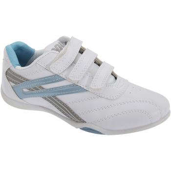 Zapatos Mujer Zapatillas bajas Dek Raven Blanco/azul
