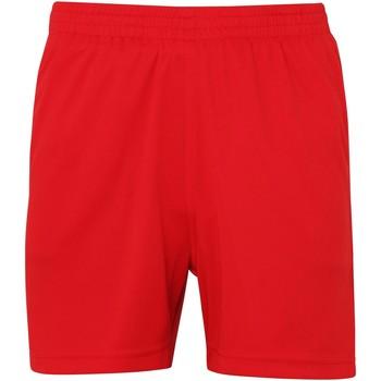 textil Niños Shorts / Bermudas Awdis JC80J Rojo intenso