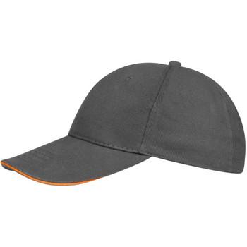 Accesorios textil Gorra Sols Buffalo Gris/Naranja