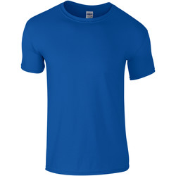 textil Niños Camisetas manga corta Gildan 64000B Azul