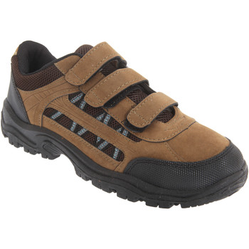 Zapatos Hombre Senderismo Dek Ascend Marrón