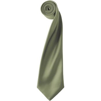 textil Hombre Corbatas y accesorios Premier PR750 Oliva