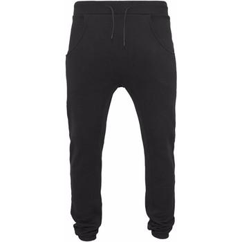 textil Hombre Pantalones de chándal Build Your Brand BY013 Negro
