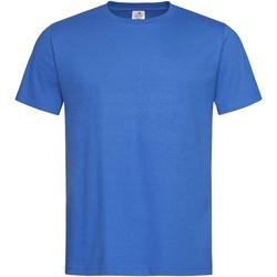 textil Hombre Camisetas manga corta Stedman Stars  Azul eléctrico