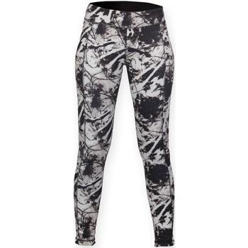textil Mujer Leggings Skinni Fit SK424 Negro/Estampado