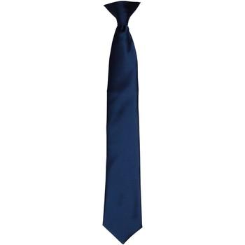 textil Hombre Corbatas y accesorios Premier PR755 Azul marino Navy