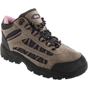 Zapatos Mujer Senderismo Dek Grassmere Gris/Rosa